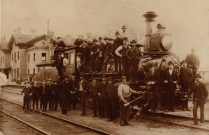 Railroad__Old_Railroad_Days_Illustration