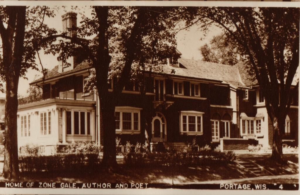 Zona Gale's MacFarlane St House